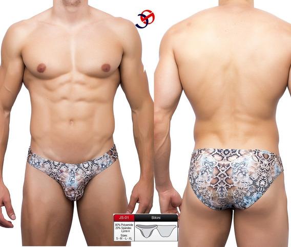 Joe Snyder Bikini 01 Estampados