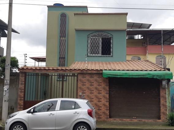 Vendo Casa Dos Plantas Y Local Comercial
