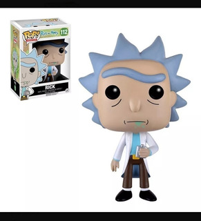 Funko Pop Rick And Morty Rick