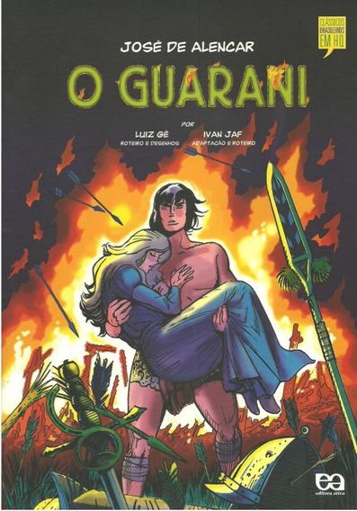 O Guarani Em Quadrinhos Hq