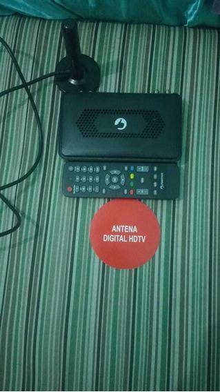 Conversor Digital Completo Com Antena 360.