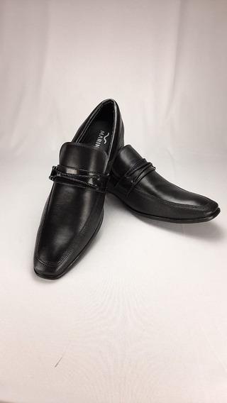 Sapato Social Mariner Denver Perfurado E Liso 27103