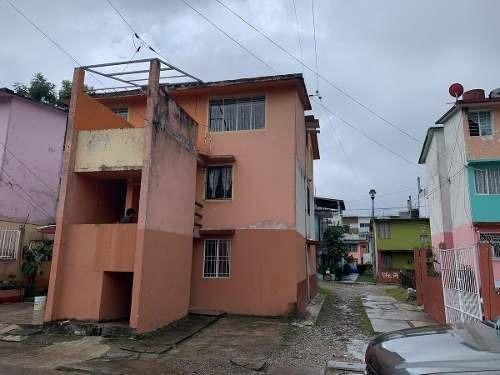 Departamento - Unidad Habitacional Infonavit Pomona Xalapa Ver, Solo Contado