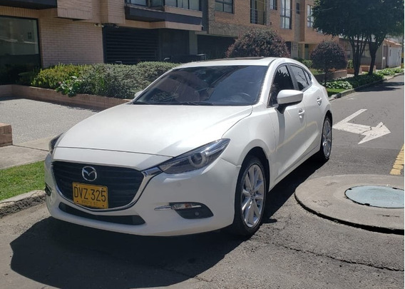 Mazda 3 Gran Touring Lx Hb 2.0 2018 Blanco 5 Puertas
