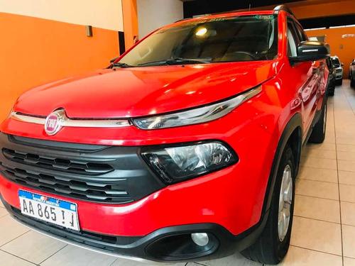 Fiat Toro 2.0 Freedom 4x2 2017 Nueva Km Real U/dñ Argemotors