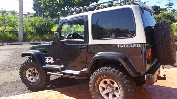 Troller T-4 Td 4x4