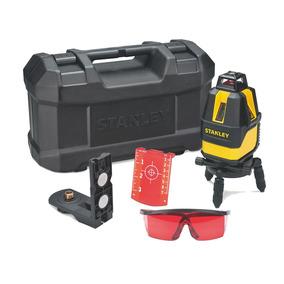 Kit Nivel Laser Multilinea Con Baterías 4v360hr /stht77521-l