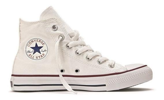 Tênis Converse Chuck Taylor All Star Core Hi Branco