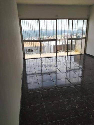 Apartamento Com 3 Dormitórios Para Alugar, 55 M² Por R$ 1.300,00/mês - São Mateus (zona Leste) - São Paulo/sp - Ap1059
