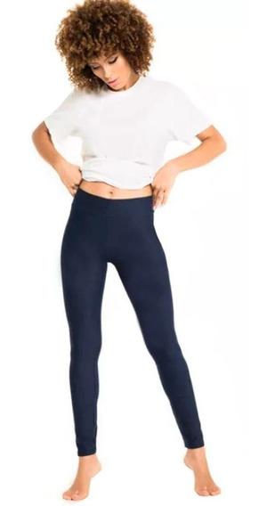 Calça Legging Efeito Jeans Roupa Feminina Trifil
