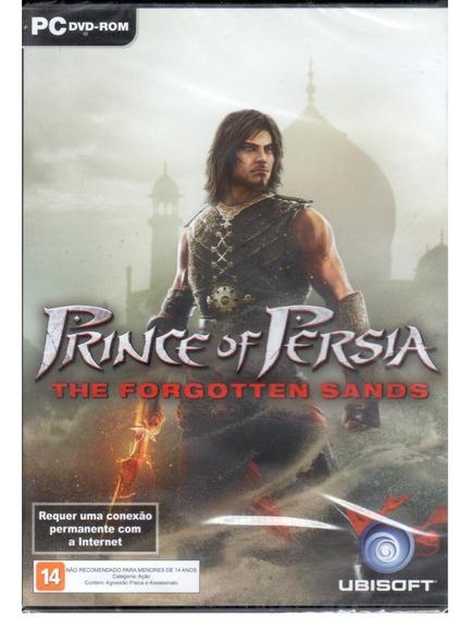 Jogo Desktop Prince Of Persia The Forgotten Sands A6530