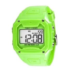 Relógio Freestyle Shark Gloss Verde 4736 Original