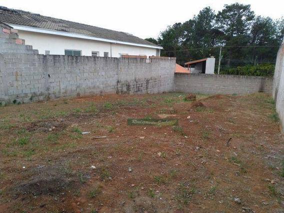 Terreno À Venda, 250 M² Por R$ 170.000 - Residencial Estoril - Taubaté/sp - Te1585