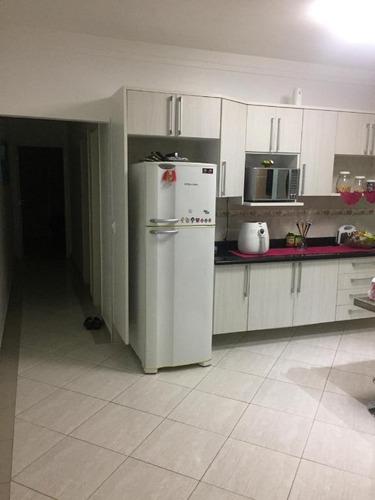 Casa Com 2 Dormitórios À Venda Por R$ 371.000,00 - Residencial Santa Paula - Jacareí/sp - Ca1331