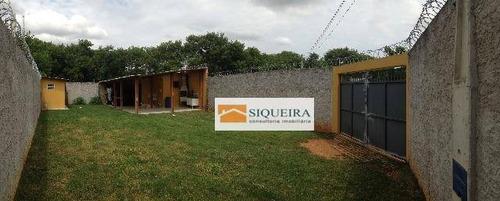Terreno Residencial À Venda, Jardim Simus, Sorocaba. - Te0223