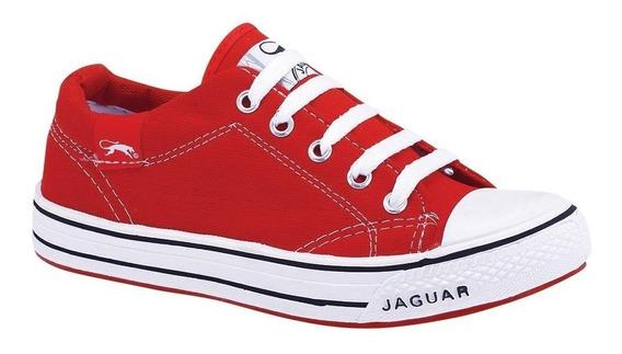 Zapatillas Unisex De Lona Marca Jaguar Art. 320 Oferta!