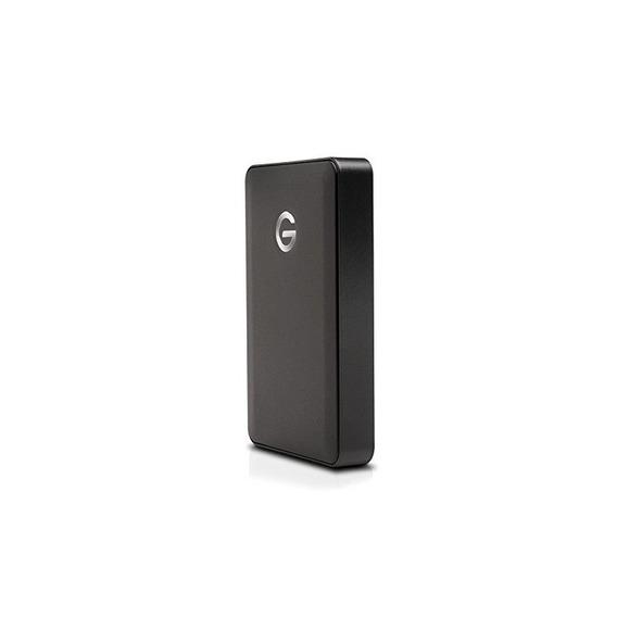 Unidad De Disco Duro G-drive Mobile De 4tb (negro, Usb Micro