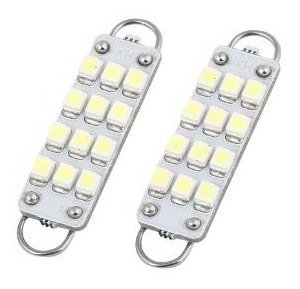 Led 42mm Rigid Loop Interior Cortesia Domo 5050 Smd Festoon