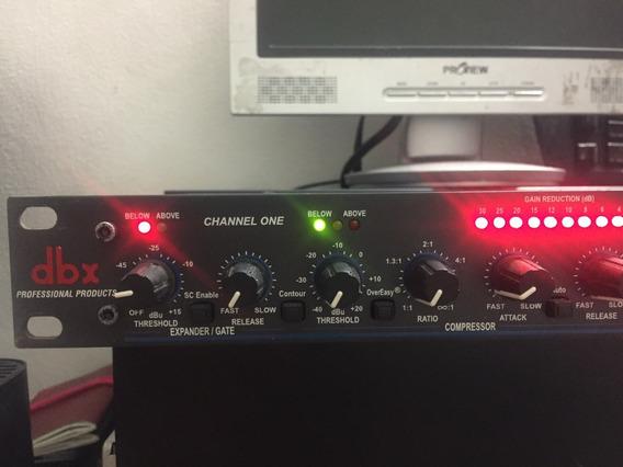 Dbx 166xl Compresor Limitador