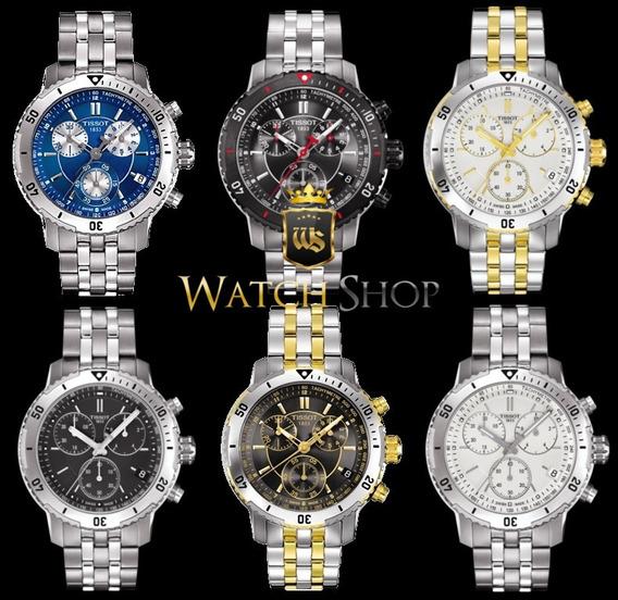 Relógio Tissot Prs 200 T067417 Novo Original Completo