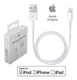 Cargador Cable iPhone 5,6,7,8,se X Xr Xs Original Envio Grat