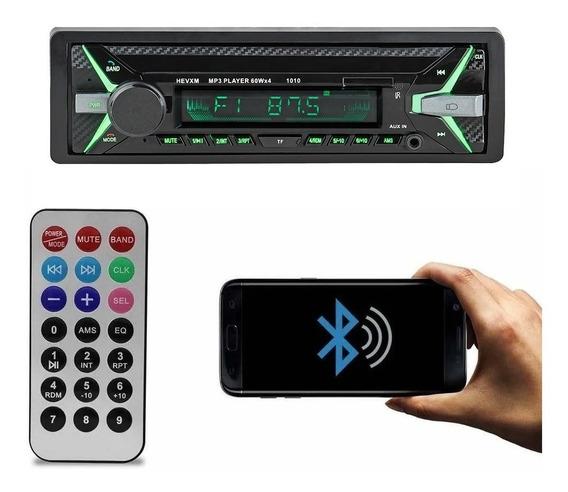 Aparelho Rádio Mp3 Automotivo Bluetooth Similar Pioneer