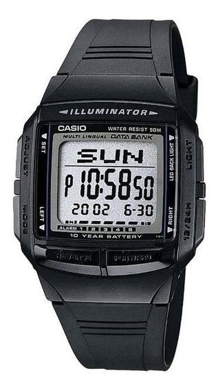 Relojes Casio Data Bank Db36-1av
