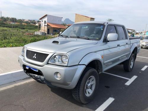 Mitsubishi L200 Sport 2.5 4x4 Automática - 2004 Ipva 21 Ok