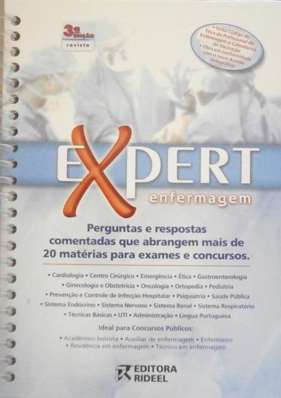Expert Enfermagem - Perguntas E Resposta Rosangela Aparecid