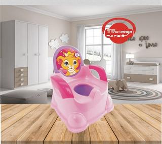 Vasenilla Entrenador De Bebes Rey Plast Kids Decorado