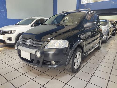Imagen 1 de 11 de Volkswagen Crossfox Trendline Cuero 1.6 5ptas 2007 Nueva