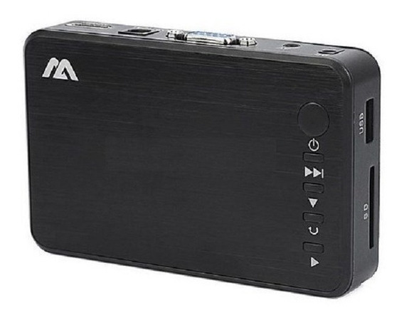 Hd Media Player Full Hd 1080p Hdmi Rmvb Mkv Saida Otica 5.1