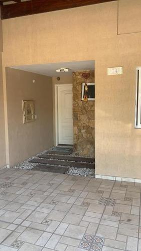 Casa Com 2 Dormitórios À Venda, 110 M²  - Vila São João - Santo André/sp - Ca10900