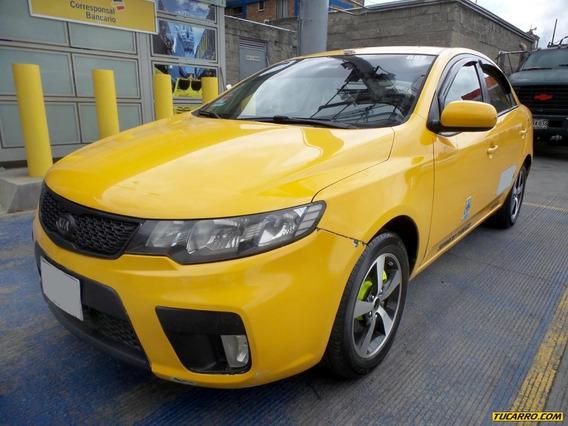 Taxis Kia Cerato Forte