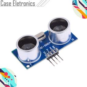 Sensor De Distância Ultrassonico Arduino Avr Hc-sr04