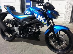 Suzuki Gsx-s 150, La Mejor Naked De Cilindrada Baja, 19 Hp