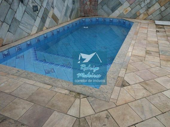 Excelente Casa Com Piscina Em Praia Grande - Ca0037