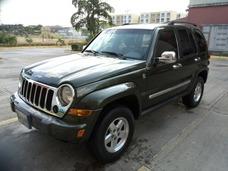 Jeep Cherokee Liberty Año 2007 Edicion Limited