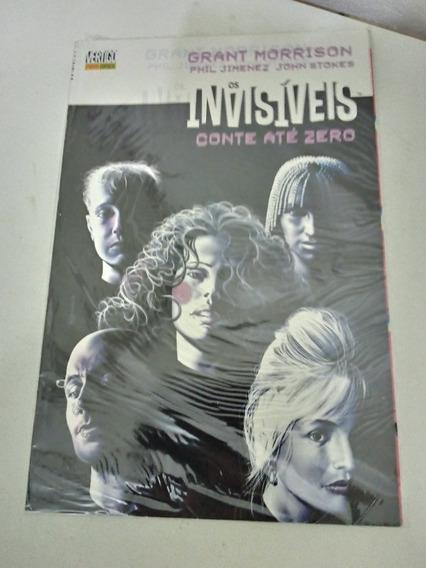 Os Invisíveis-grant Morrisson-volume 2-vertigo Panini-164 Pg