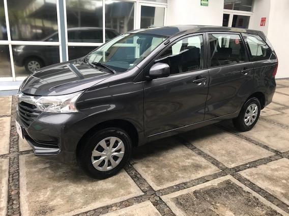 Gf Toyota Avanza Le 2018 Aut Impecable