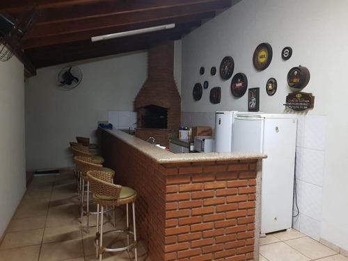 Casa À Venda No Bairro Condomínio Residencial Village Maria Stella  - São José Do Rio Preto/sp - 2020568