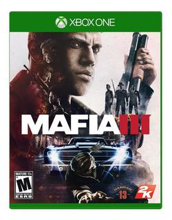 ¡¡ Mafia 3 Para Xbox One En Wholegames Entrega Inmediata !!