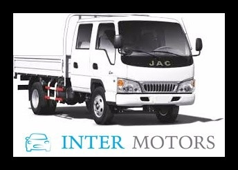 Jac 0km 1040 Doble Cabina U$s 27490 Iva Inc Inter Motors