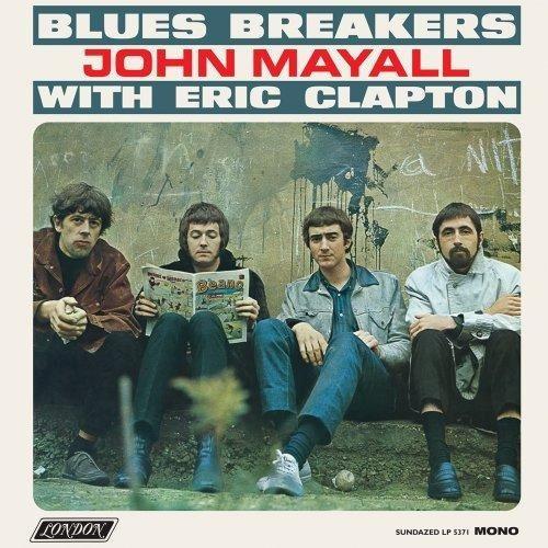 Vinilo Imp Mayall John/clapton Eric, Blues Breakers