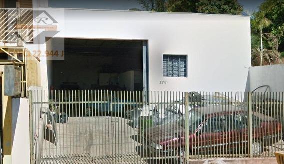 Galpão À Venda, 200 M² Por R$ 182.000,00 - Jardim Seyon - São José Do Rio Preto/sp - Ga0037
