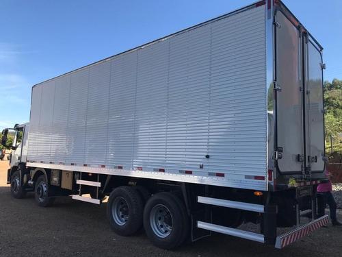 Carroceria Frigorífica Metálica Gancheira Truck