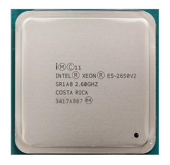 Intel Xeon 8 Core Processor E5-2650v2 2.60ghz 20mb Cache 8 G