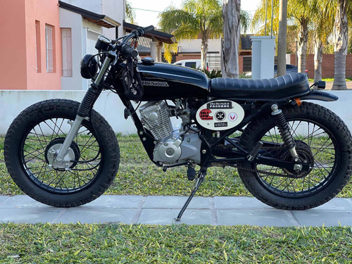 Imagen 1 de 9 de Honda Cafe Racer - Tracker 125cc By Stg Tracker