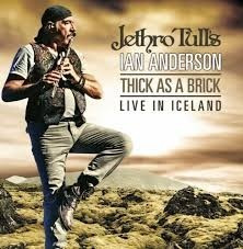 Jethro Tulls Dvd Ian Anderson Thick As A Brick