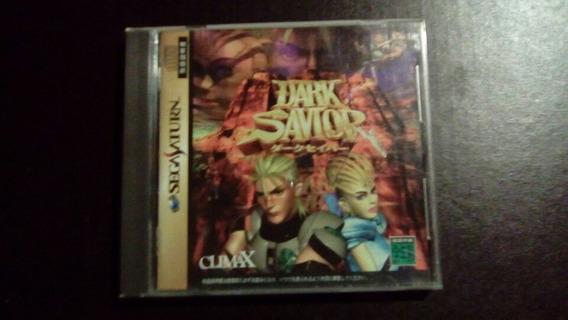 Dark Savior Sega Saturn